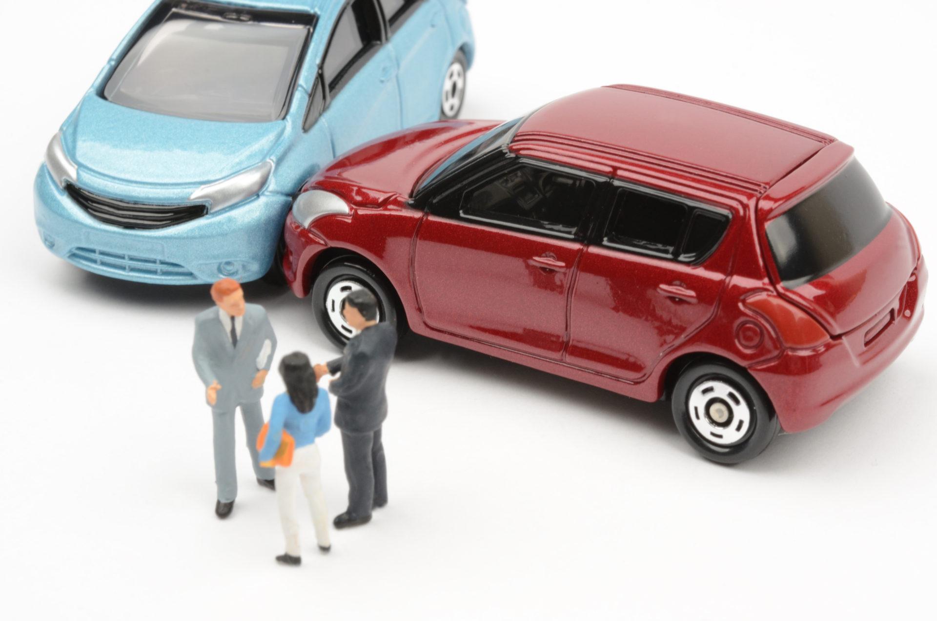 交通事故のトラブルは弁護士が一番!